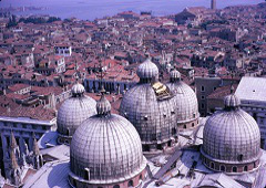 Domes and Roofs, Venice